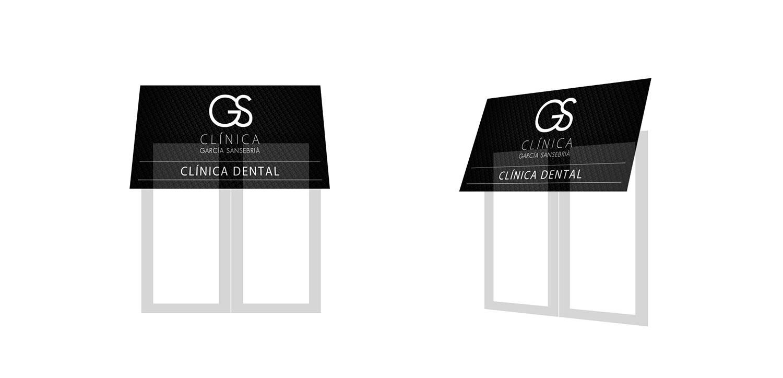 Señaletica para Clínica GS