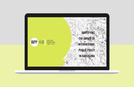 WordPress para BIPP-HUB